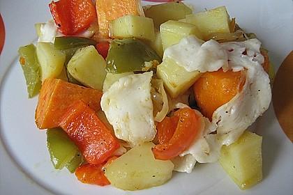 Süßkartoffel - Auflauf 14