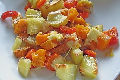 Süßkartoffel - Auflauf 31
