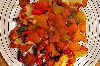 Süßkartoffel - Auflauf 34