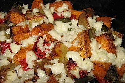Süßkartoffel - Auflauf 19
