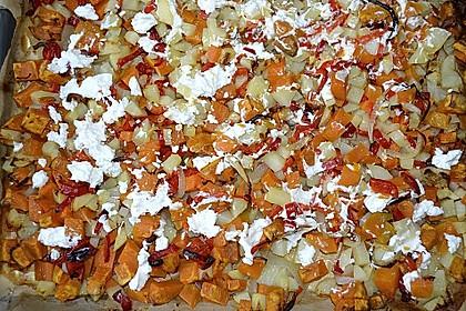 Süßkartoffel - Auflauf 46