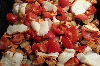 Süßkartoffel - Auflauf 47