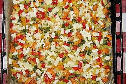Süßkartoffel - Auflauf 12