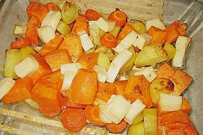 Süßkartoffel - Auflauf 44