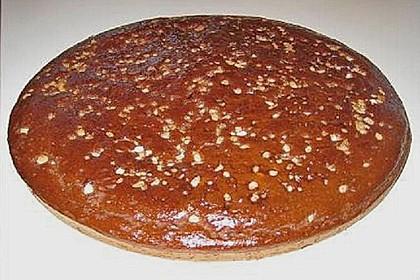 Schokoblechkuchen mit Zimt (ohne Butter, ohne Eier) 80