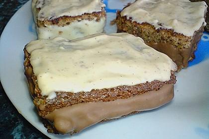 Schokoblechkuchen mit Zimt (ohne Butter, ohne Eier) 42