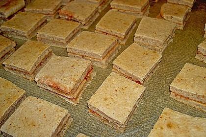 Schokoblechkuchen mit Zimt (ohne Butter, ohne Eier) 67