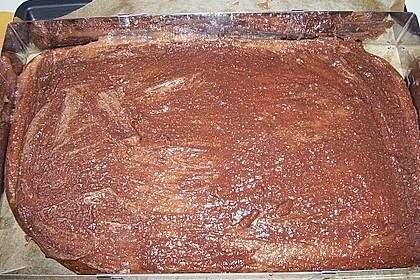 Schokoblechkuchen mit Zimt (ohne Butter, ohne Eier) 78
