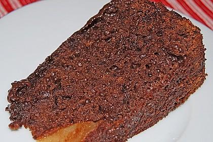 Schokoblechkuchen mit Zimt (ohne Butter, ohne Eier) 24