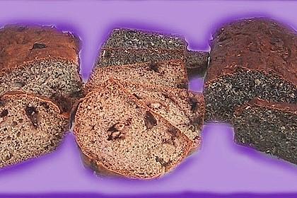 Schokoblechkuchen mit Zimt (ohne Butter, ohne Eier) 74