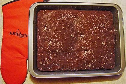Schokoblechkuchen mit Zimt (ohne Butter, ohne Eier) 58