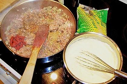 Kartoffel-Lauch-Auflauf mit Schinken 20