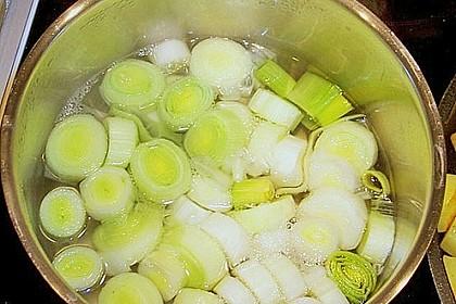 Kartoffel-Lauch-Auflauf mit Schinken 18