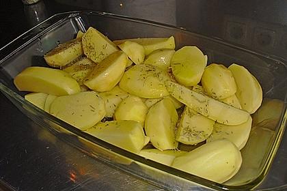 Rosmarinkartoffeln 4
