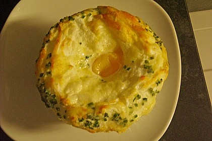 Baked Egg Surprise 3