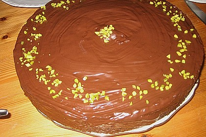 Schoko - Nuss - Kuchen ohne Mehl 43