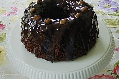 Schoko - Nuss - Kuchen ohne Mehl 16