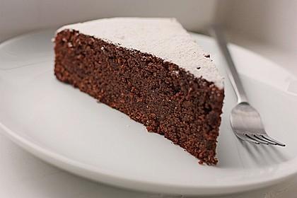 Schoko - Nuss - Kuchen ohne Mehl 5