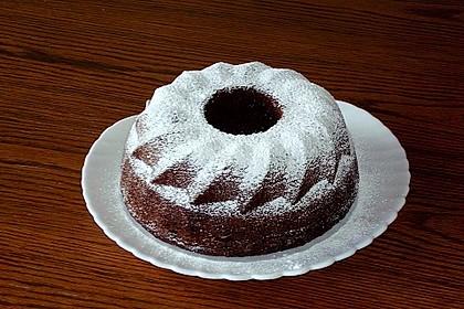 Schoko - Nuss - Kuchen ohne Mehl 15