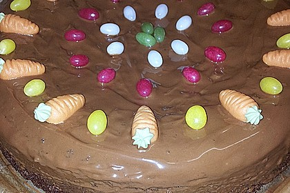 Schoko - Nuss - Kuchen ohne Mehl 45