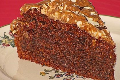 Schoko - Nuss - Kuchen ohne Mehl 22