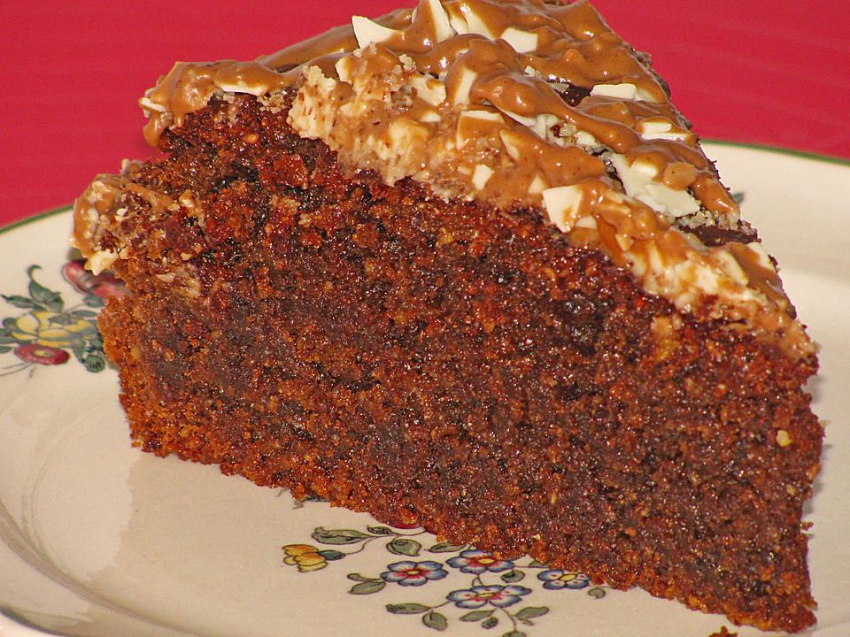 Kuchen ohne mehl und backen