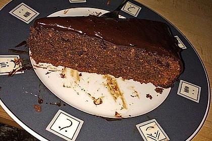 Schoko - Nuss - Kuchen ohne Mehl 37