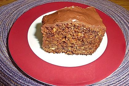 Schoko - Nuss - Kuchen ohne Mehl 14