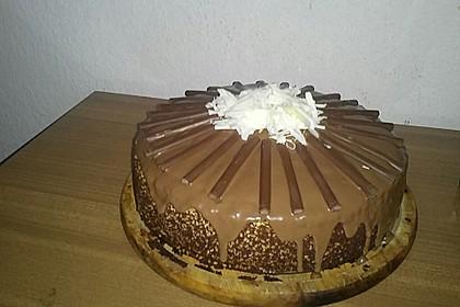 Schoko - Nuss - Kuchen ohne Mehl 6