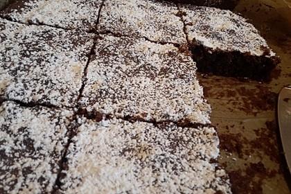 Schoko - Nuss - Kuchen ohne Mehl 20