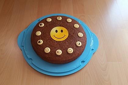 Schoko - Nuss - Kuchen ohne Mehl 8