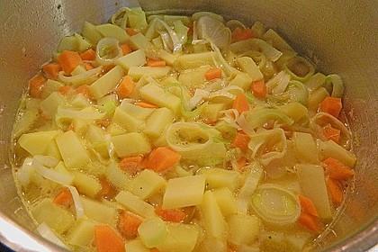 Kartoffelsuppe 4