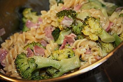 Brokkoli - Schinken - Nudeln 1