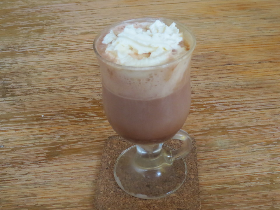 Heiße Rum - Schokolade von Dragonfly-Lady | Chefkoch.de