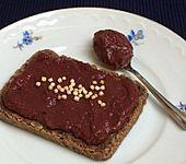 Rote Bete - Erdbeer - Konfitüre