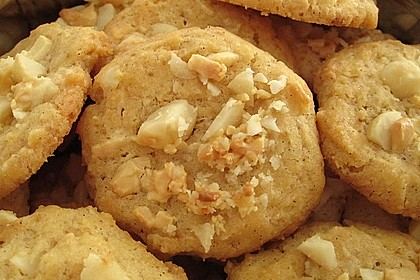 Macadamia - Kekse 5