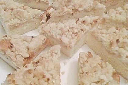 Chefkoch blechkuchen streusel