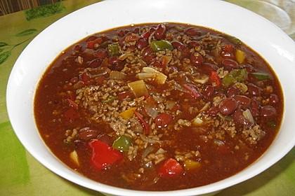 Chili con Carne, feurig scharf 12