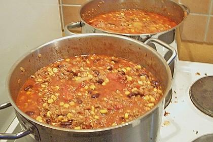 Chili con Carne, feurig scharf 51