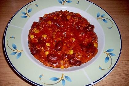Chili con Carne, feurig scharf 17