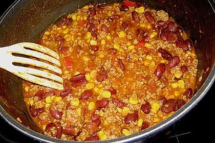 Chili con Carne, feurig scharf 34