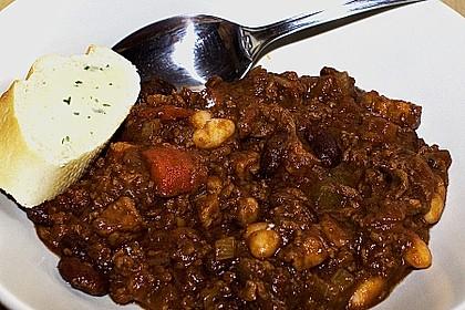 Chili con Carne, feurig scharf 30