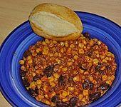 Chili con Carne, feurig scharf (Bild)