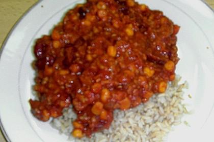 Chili con Carne, feurig scharf 54