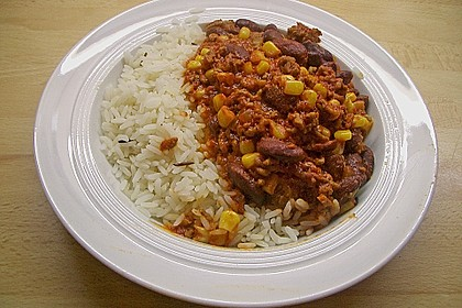 Chili con Carne, feurig scharf 16