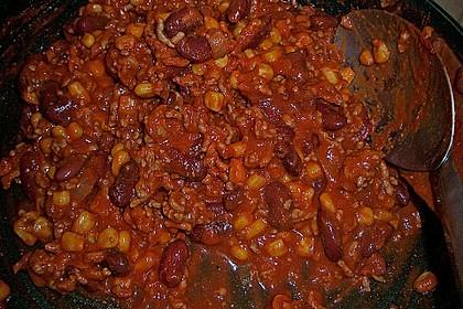 Chili con Carne, feurig scharf 19