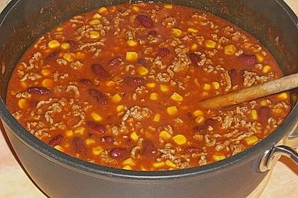 Chili con Carne, feurig scharf 26