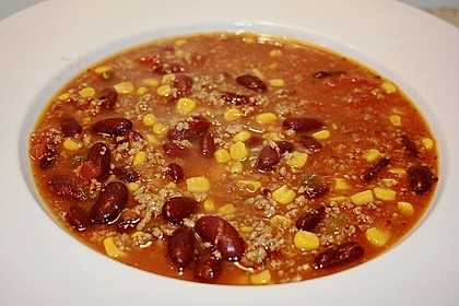 Chili con Carne, feurig scharf 25