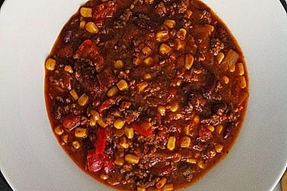 Chili con Carne, feurig scharf 35