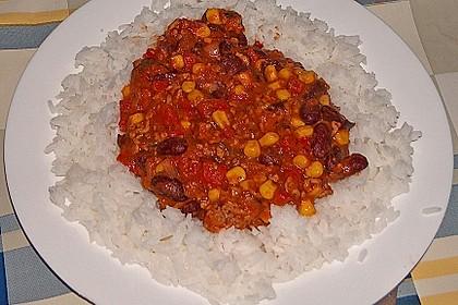 Chili con Carne, feurig scharf 21